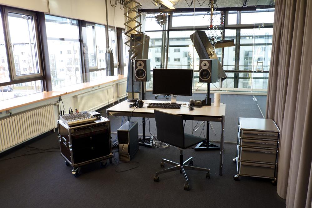 Studio salle CMC