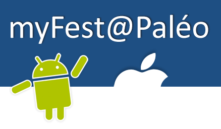 MyFest? L'application iPhone ou Android pour Paléo
