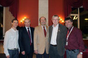 Deux représentants de comem+ à Moscou pour les IC conferences