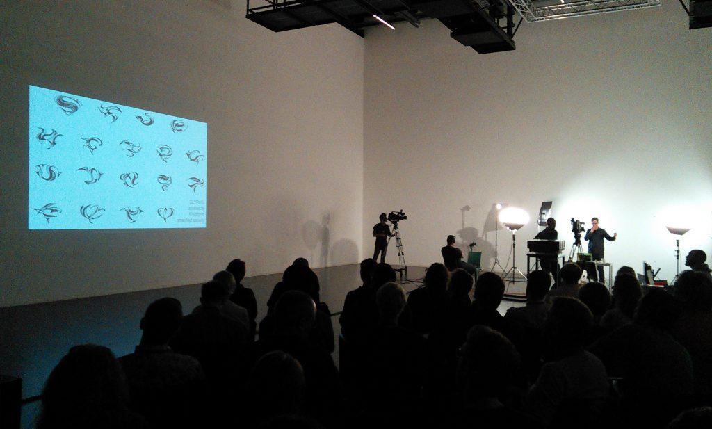 X Media Lab Alex McDowell