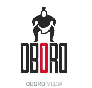 Le logo du groupe de projet Transmedia OBORO
