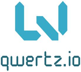 Le logo du groupe de projet Transmedia Qwertz