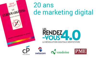 Marketing et communication digitale – 20 ans après…