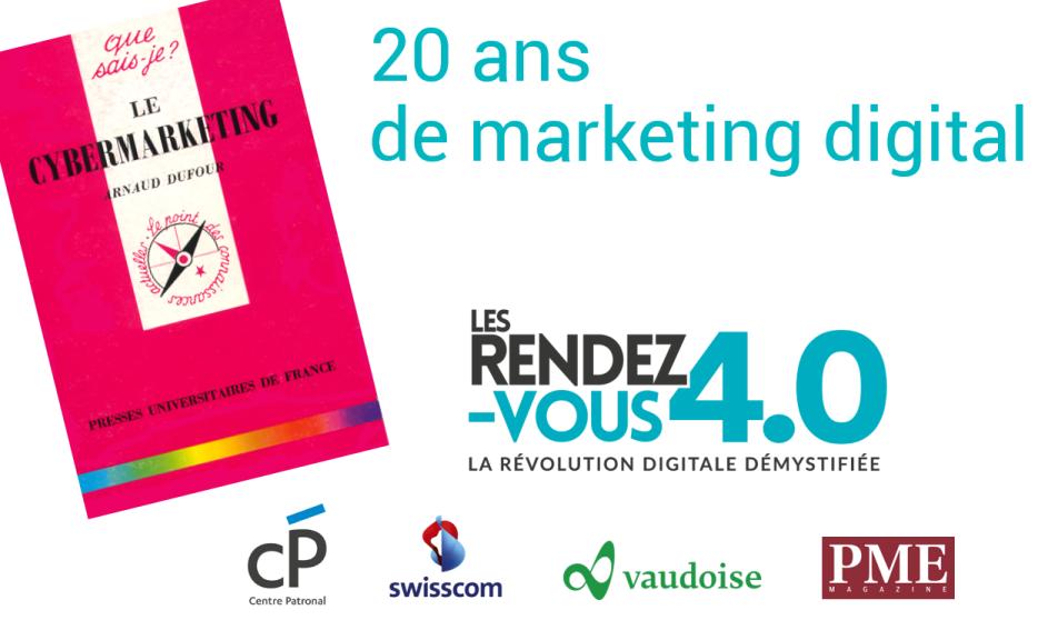 Marketing et communication digitale – 20 ans après…
