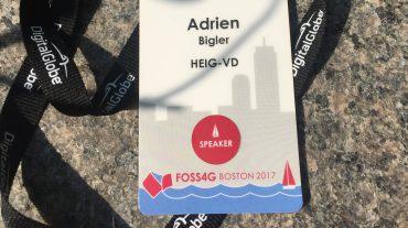 MEI talk @ FOSS4G 2017
